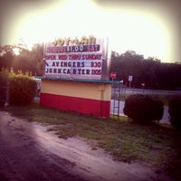 Photo taken at Joy-Lan Drive In by Jessica T. on 5/12/2012