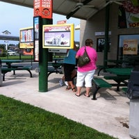 Photo taken at SONIC Drive In by Jennell on 8/24/2012