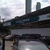 Photo taken at Mercado do Rio Vermelho - Ceasa by Giovanni C. on 8/25/2012