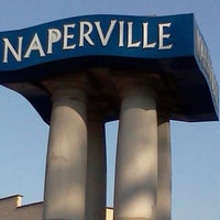 Photo taken at Downtown Naperville by Edward M. on 6/30/2012