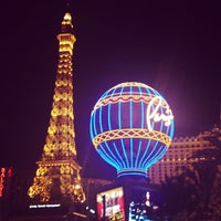 Photo taken at Paris Hotel & Casino by Miso H. on 7/19/2012