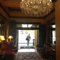 Photo taken at Hotel San Carlos by Becca @GritsGal on 4/14/2012