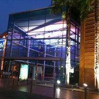 Photo taken at Centro Comercial dos Mares by Taxi San Pedro del Pinatar on 8/21/2012