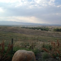 Photo taken at Arapahoe Ridge Park by Banan H. on 8/25/2012