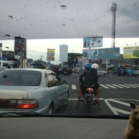 Photo taken at Perempatan Ring Road Gejayan by Mahardhika A. on 3/13/2012
