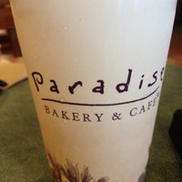 Photo taken at Paradise Bakery & Café by Indy D. on 7/13/2012