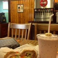 Photo taken at Potbelly Sandwich Shop by Chloe C. on 9/6/2012