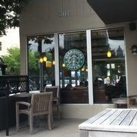 Photo taken at Starbucks by Ben S. on 8/31/2012