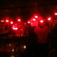 Photo taken at Snake and Jake's Christmas Club Lounge by Doug S. on 5/8/2012