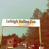 Photo taken at Lehigh Valley Zoo by Lewis M. on 8/19/2012