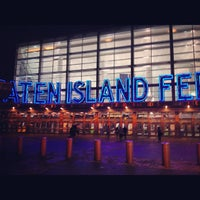 Photo taken at Staten Island Ferry - Whitehall Terminal by Carter M. on 8/12/2012