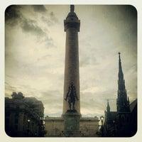 Photo taken at Washington Monument by Ramon S. on 7/28/2012