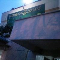 Photo taken at Palembang Square Mall by Adhitia N. on 8/26/2012