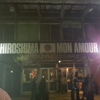 Photo taken at Hiroshima Mon Amour by Luca F. on 3/24/2012