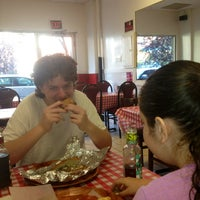 Photo taken at Marks Pizza by Manny M. on 7/25/2012