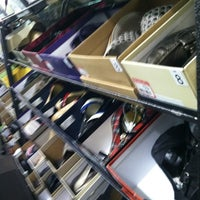 Photo taken at DSW Designer Shoe Warehouse by Kathy W. on 2/20/2012