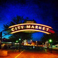 Photo taken at City Market by Kristopher S. on 4/6/2012