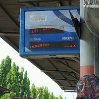 Photo taken at KTM Line - Kajang Station (KB06) by Nurza A. on 6/29/2012