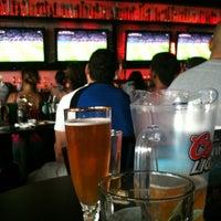 Photo taken at Break Bar & Billiards by Amy YL T. on 7/1/2012