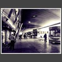 Photo taken at Terminal de Ómnibus de Córdoba by Juan C. on 3/8/2012