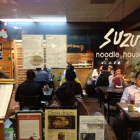 Photo taken at Suzu Noodle House by John T. on 8/17/2012