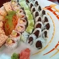 Photo taken at Sushi Katana by Mew S. on 8/3/2012