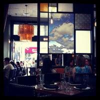 Photo taken at Joya Restaurant & Lounge by Celine B. on 8/25/2012