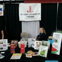 Photo taken at Central Washington State Fair by Reesha C. on 3/9/2012