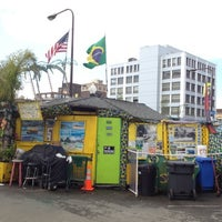 Photo taken at Brazil Fresh Squeeze Cafe by Adilson F. on 4/26/2012