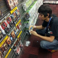 Photo taken at GameStop by Talia S. on 4/2/2012