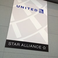Photo taken at Concourse B by Michael B. on 8/22/2012