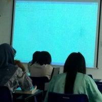 Photo taken at BTM B010 by Nurul L. on 4/26/2012