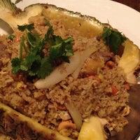 Photo taken at Silver Spoon Thai Restaurant by Yuxiu L. on 3/3/2012