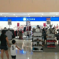 Photo taken at SM Department Store by Jake B. on 3/17/2012
