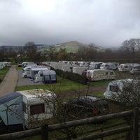 Photo taken at Laneside Caravan Park by Paul R. on 4/10/2012