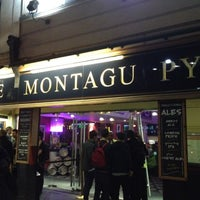 Photo taken at The Montagu Pyke (Wetherspoon) by Sean G. on 3/23/2012