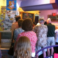 Photo taken at Amy's Ice Creams by shawn u. on 7/7/2012