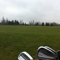 Photo taken at Golf de la Vaucouleurs by Pascal G. on 2/25/2012