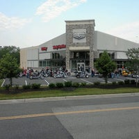 Photo taken at Old Glory Harley-Davidson by Wendy B. on 5/27/2012
