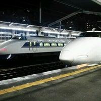 Photo taken at Shin-Shimonoseki Station by Mesotaro D. on 3/5/2012