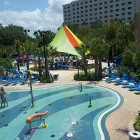 Photo taken at Renaissance Orlando at SeaWorld® by Dave on 5/1/2012