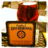 Photo taken at Fegley's Allentown Brew Works by Jonathan B. on 8/30/2012