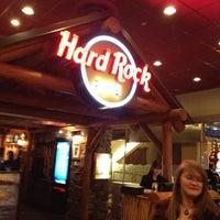Photo taken at Hard Rock Cafe Lake Tahoe by Patty C. on 3/10/2012