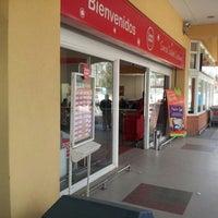Photo taken at Santa Isabel by Patricio F. on 8/1/2012
