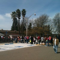Photo taken at Sonoma County Fairgrounds by Whitney B. on 4/7/2012