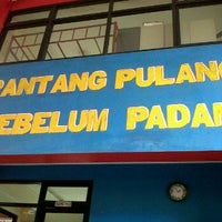 Photo taken at Pos pemadam pesanggrahan by dikky a. on 3/18/2012