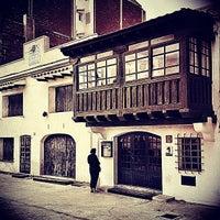 Photo taken at Platja de Calafell by Dmitry M. on 5/14/2012