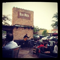 Photo taken at Blue Mesa Grill by Tony E. on 3/29/2012