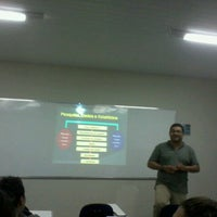 Photo taken at Faculdade Ateneu - Sede Messejana by Bruno B. on 9/5/2012