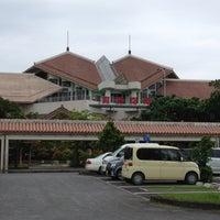 Photo taken at Miyako Airport (MMY) by marinqq on 5/4/2012